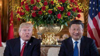 China le pide a Trump una solución pacífica en Corea del Norte
