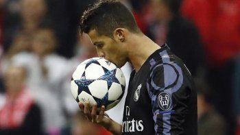 El Madrid le ganó al Bayern y el Atlético venció al Leicester