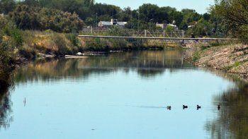 El plan para purificar el arroyo Durán contempla un conjunto de obras.