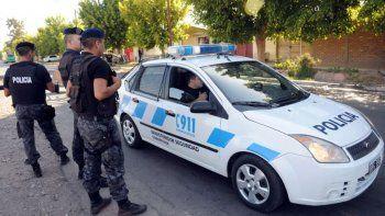 La Policía de Neuquén en conjunto con sus pares de Mendoza capturaron al fugitivo en El Algarrobal.