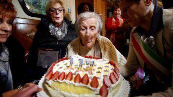 con 117 anos, murio la persona mas vieja del mundo