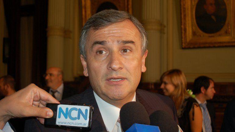 Un gobernador macrista criticó la suba del gas