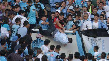 asi es el reglamento que busca prevenir la violencia en el futbol