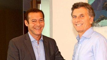 Gutiérrez se reunió varias veces con Macri y los gobernadores.