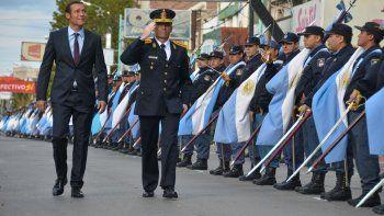 buscan mejorar el accionar de la policia en la provincia