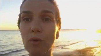 Natalia Oreiro fue una de las actrices que participaron en el video.