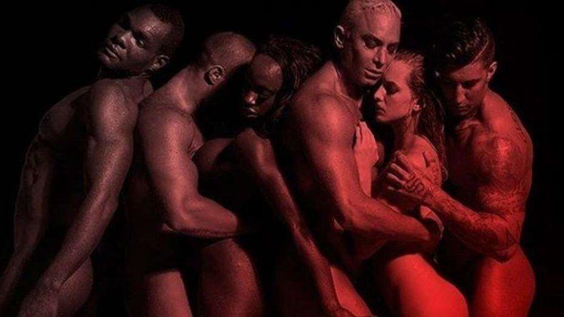 Flavio Mendoza al desnudo presenta su espectáculo más erótico