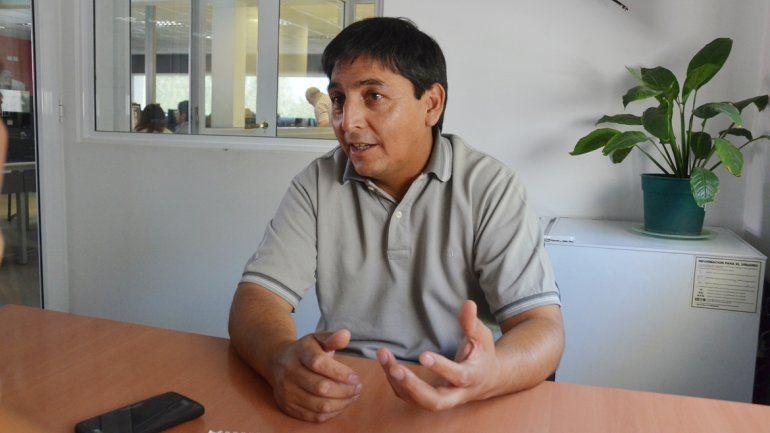 Carlos Quintriqueo: Lo mejor es que Macri renuncie y se adelanten las elecciones