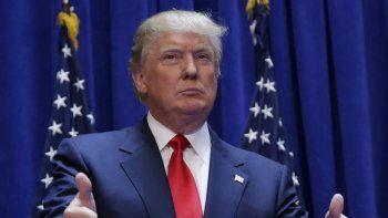 Hecho un demonio: Trump amenazó con no atender más a la prensa