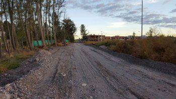 La apertura de la calle beneficiará a unos 80 vecinos.