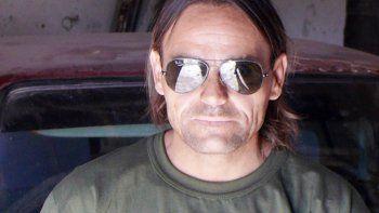 Daniel Montecinos, padre de la víctima, se quejó de la Justicia y teme que Molina (siguiente foto) ataque a sus otros dos hijos, de 7 y 9 años.