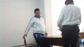 Ricardo Gordo Chávez concretó todos los robos con la réplica de un arma.