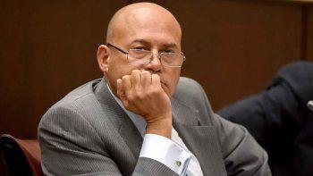 El ex juez sería embargado por el Municipio por no pagar la multa de $28 mil.
