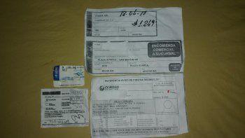 estafa telefonica: pago 1.200 pesos y le mandaron una olla con arena