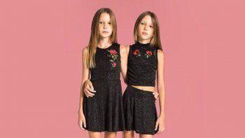 polemica con una marca de ropa por promover la anorexia infantil