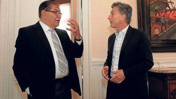 Macri y Pereyra tejieron una relación aceitada en torno al gas y el petróleo.