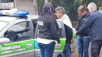 Miguel Ubaldo Reynoso, de 55 años, fue detenido en Florencio Varela.