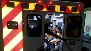 En las últimas horas del jueves murieron 14 personas por los saqueos.