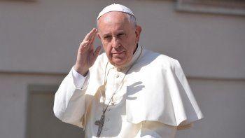 El sumo pontífice recibió a Malcorra y dejó clara su nueva postura.