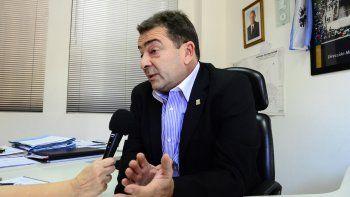 Gustavo Orlando, subsecretario de Comercio municipal.