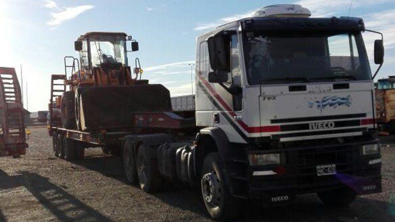 Vialidad Nacional destinará 19 máquinas de Lázaro Báez a obras en Neuquén