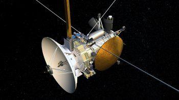 Hoy comienza la fase final de su misión, que inició en 1997.