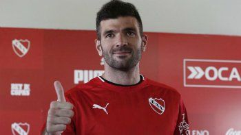 Gigliotti será titular en Independiente.