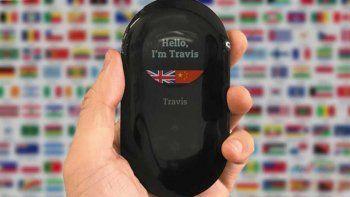 Se llama Travis y puede traducir charlas en menos de 2 segundos.