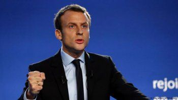 El independiente Macron y la ultraderechista Le Pen, mano a mano.
