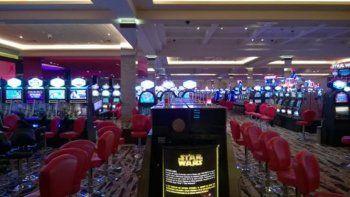 tragamonedas: un apostador dice que gano $500 mil y no le pagaron