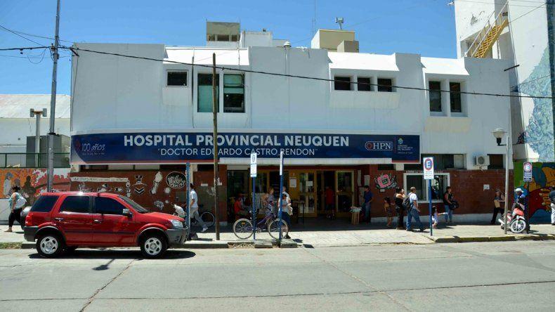 Hospital Castro Rendón.