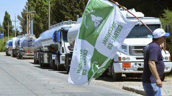 Una protesta bloqueó yacimientos y hubo caos de tránsito en las rutas