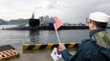 Corea del Norte volvió a amenazar a sus enemigos, EE.UU. y Corea del Sur.