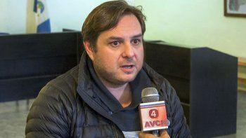Pedro Ponte, de la empresa Amancay, quiere el servicio en la ciudad.