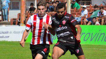 En Lincoln, Rivadavia se quedó con el triunfo por 2 a 0.