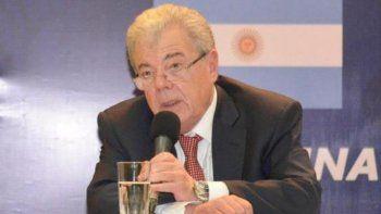 oficializaron la renuncia del secretario de hidrocarburos
