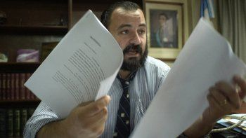 El fiscal Campagnoli empezó esta investigación en marzo de 2016.