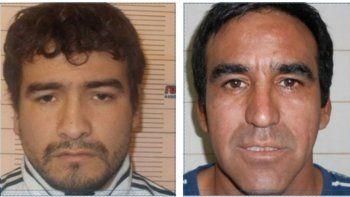 Néstor Martínez y Omar el Loco Sastre son los prófugos.