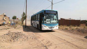 El transporte público es un tema polémico en toda la región.