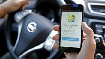 ahora, google maps te recuerda donde dejaste estacionado el auto