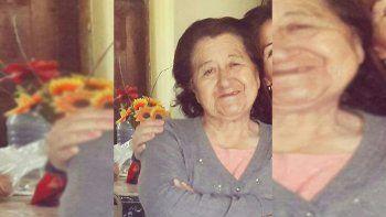 buscan desesperadamente a una mujer de 79 anos en catriel