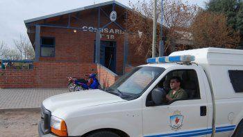 La Comisaría 18 tomó intervención en el fallido robo en Alto Godoy.