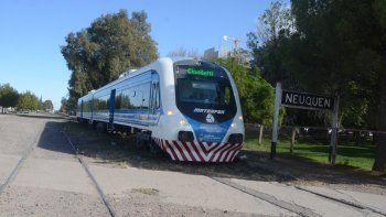 El tren había generado expectativa en los vecinos de toda la región.