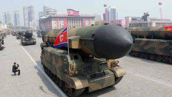 Corea del Norte disparó un misil y aumenta la tensión mundial
