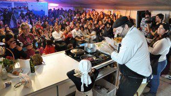El Festival del Chef será el evento más importante del fin de semana.