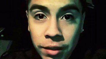 Alan Dolz, de 21 años, fue asesinado por la banda narco que seguía.