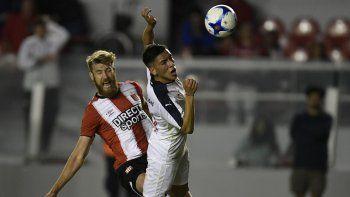Independiente empató 2-2 frente a Estudiantes de La Plata en el Estadio Libertadores de América