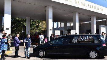 Enorme desconsuelo en familiares y amigos de la chica que fue asesinada y descuartizada en San Martín.