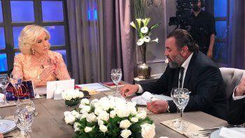 otra sorpresa en la mesa de mirtha: la pregunta que desconcerto al fiscal campagnoli
