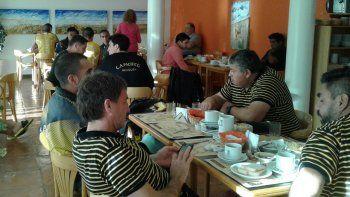 puerto madryn: pacifico ya se prepara para la gran final de esta tarde ante jj moreno